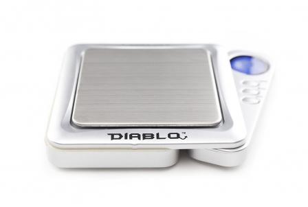 Fuzion Diablo 100g x 0.01g - Silver