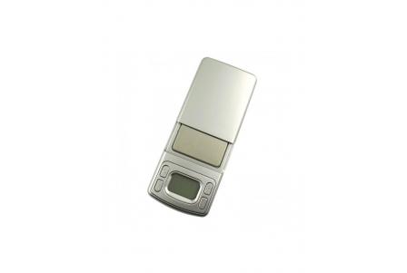 Fuzion FB 500g x 0.1g - Silver