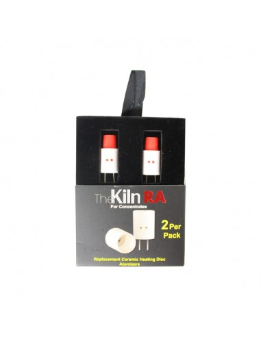 Original Atmos Kiln RA Replacement Atomizer Single (2 per box)