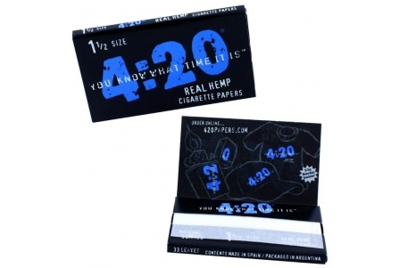 4:20 Hemp Papers 11/2 SIZE