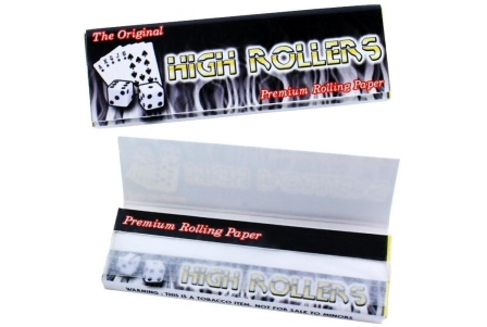 High Rollers Ultra Thin Rolling Papers