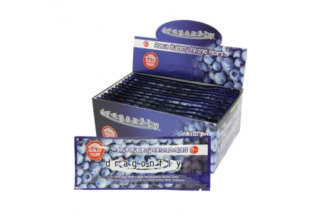 'Dragonfly Regular Size 12pcs - Blueberry