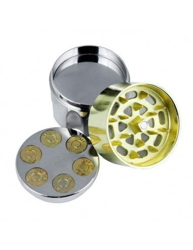 3 Part Bullet grinder 45 x 40mm (display of 12)
