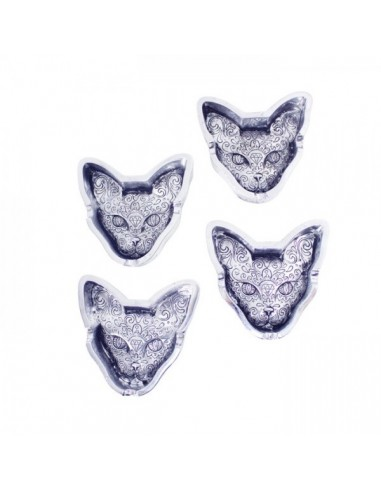 Egyptian Cat Ashtray (Box of 4)
