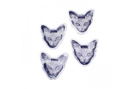 Egyptian Cat Ashtray (Box of 4)