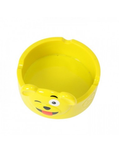 Emoji Ashtray - Winky Bear (Box of 2)