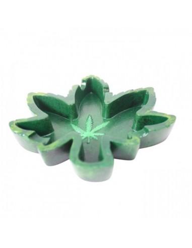 Leaf Shape Ashtray (Box of 4)