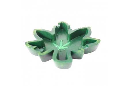 Leaf Shape Ashtray (Box of 4)