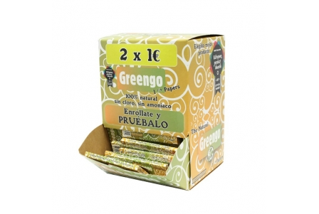 Snack Box GreenGo 2X1