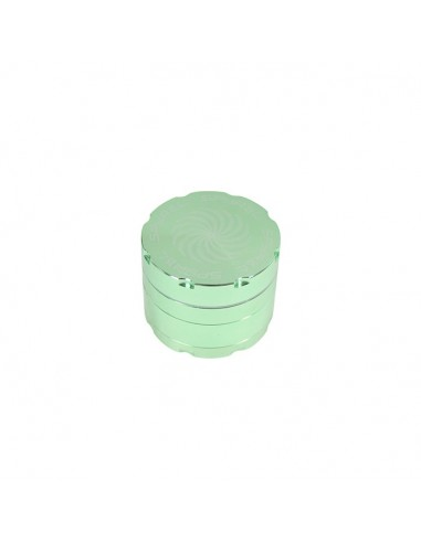 4 Part Spyräl Grinder 43 x 55mm (2.2) - GREEN