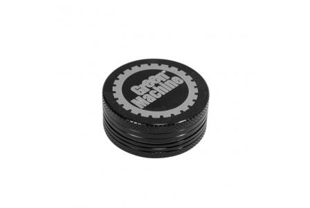 2 Part Green Machine Grinder 40mm - BLACK
