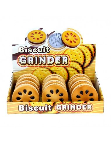 2 Part Cookie Grinder (display of 12)