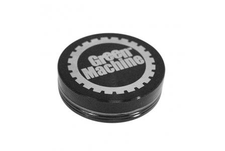 2 Part Green Machine Grinder 62mm - BLACK