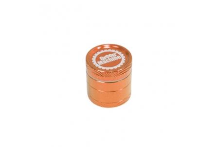 4 Part Green Machine Grinder 30mm - Orange