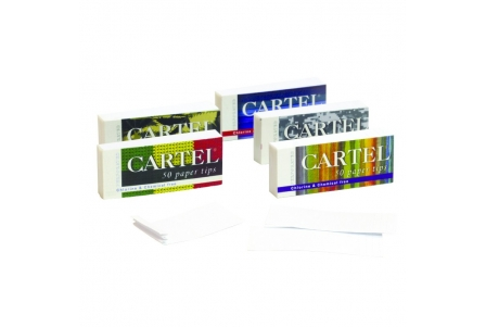 CARTEL Tips 60x25mm (Display of 50)