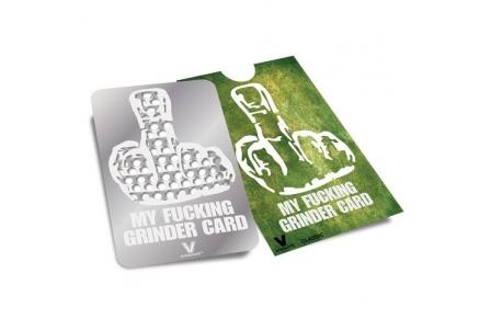 Classic Grinder Card - My f*****g Grinder