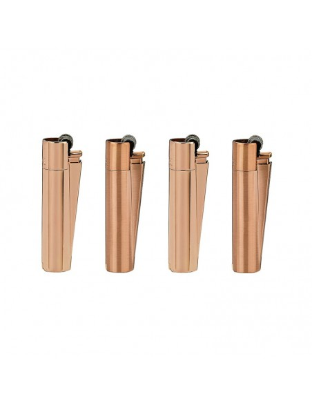 CLIPPER Metal Rose Gold (display of 9)