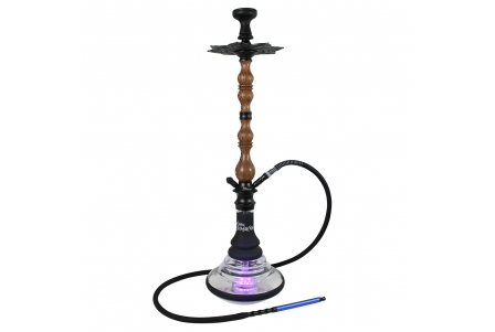 Lotus Elements Shisha - 90cm - LED Included