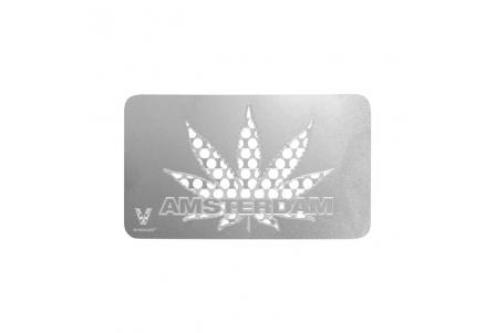 Classic Grinder Card - Leaf Amsterdam