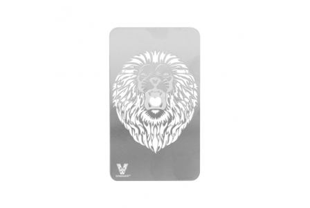 Classic Grinder Card - Lion