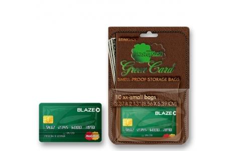 50 XX-Small Masterkush Credit Card Bags (8.56x5.39cm)