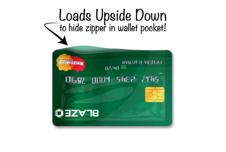 10 XX-Small Masterkush Credit Card Bags (8.56x5.39cm)