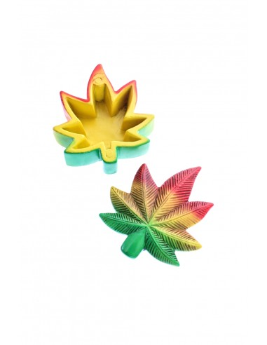 Magnetic Box -Rasta Leaf! (Box of 3 units)