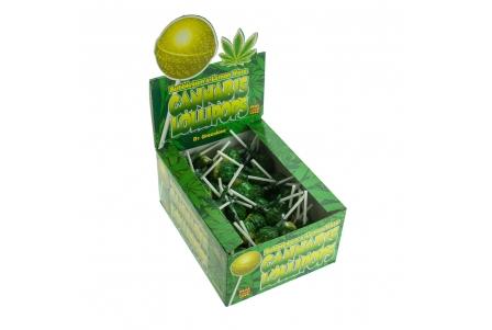 C - Lollipops Lemon Haze (display of 70) - 18g