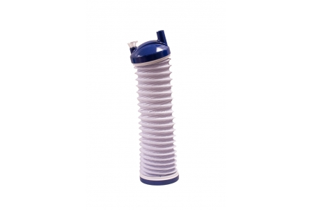 Accordion Pipe - Blue