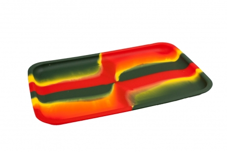Silicone Tray 30 x 20 x 0.5cm (Assorted Colors)
