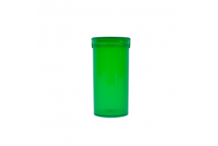 Pop Top Container Green - 13 drams - 50ml (Pack of 50)