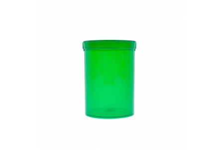 Pop Top Container Green - 30 drams - 120ml (Pack of 50)