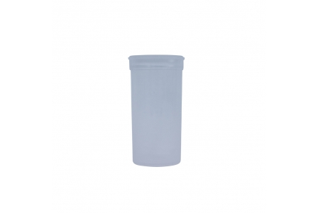 Pop Top Container Clear - 13 drams - 50ml (Pack of 50)