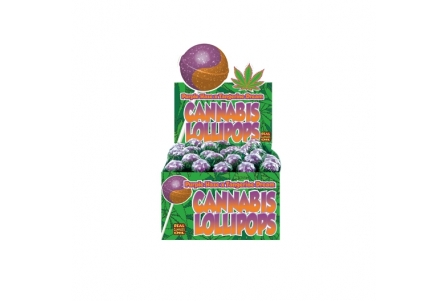 C - Lollipops Purple Haze Tangerine Dream (display of 70) - 18g