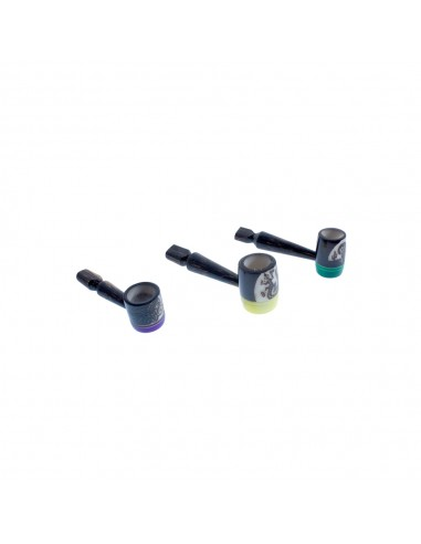 V.I. Eco Pipe - Mixed - Colors (Pack of 3)