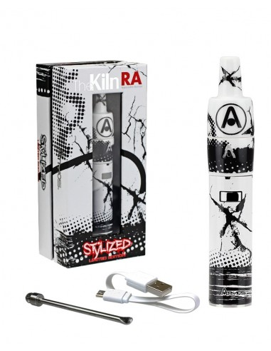 Original Atmos Kiln RA Stylized Kit - A6 Cracked White