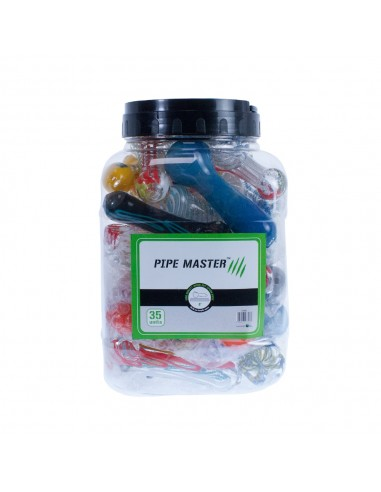 Pipe Master 4'' (jar of 35 units)