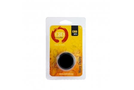 Waxy Dabby Pure CBD 66%