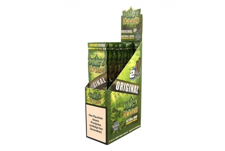 Juicy Hemp Wraps - Original (2x25 per box)