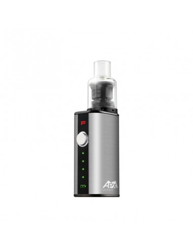 Pulsar APX Wax Vaporizer Kit - Anodized Silver
