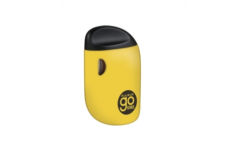 Pulsar Go Series Thick Oil Vaporizer - Yellow
