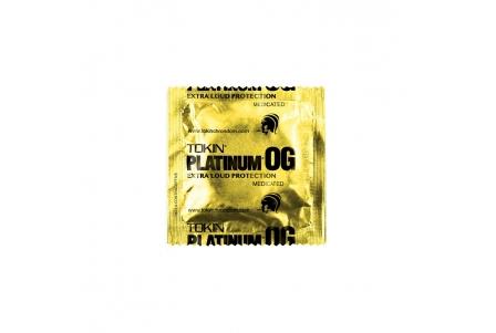 50 XX-Small Tokin Condom Bags - 6.29 x 6.29cm
