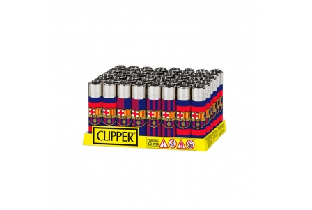 CLIPPER Classic - Escudo Barcelona- Display of 48
