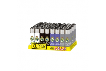 CLIPPER Classic - Hala Madrid! - Display of 48