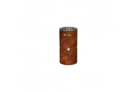 Original Atmos Junior Heating Chamber Burl Wood