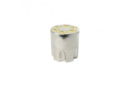 3 Part Bullet grinder 41 x 44mm (display of 12)