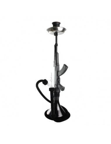Jr. AK Hookah Shisha Sensation 84cm - Black
