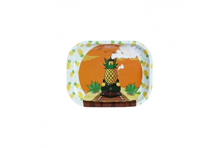 Metal Rolling Tray - Pineapple Express - Small
