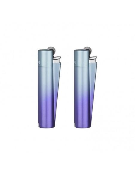 CLIPPER Metal Blue Gradient - Display of 12