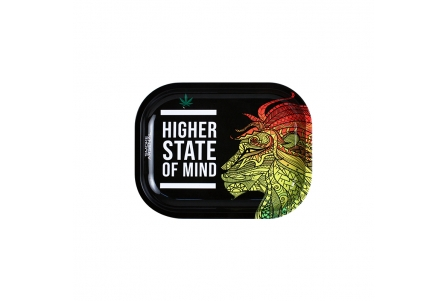 Metal Rolling Tray - Higher State of Mind - Small